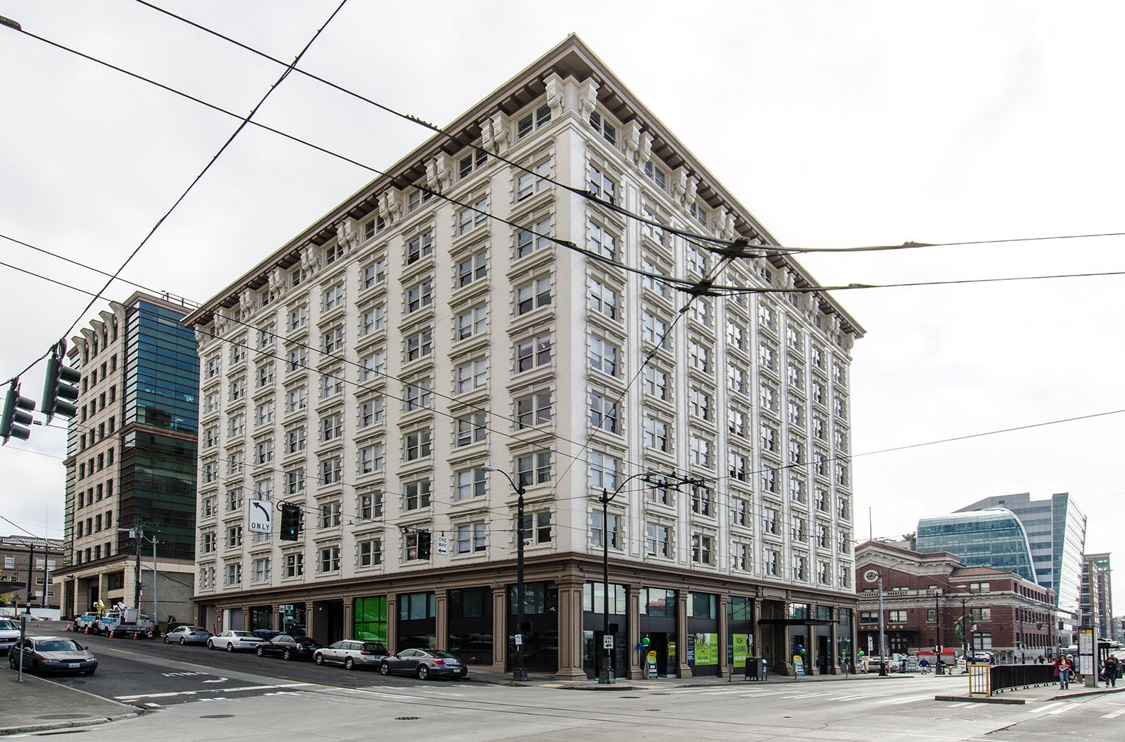 Addison on Fourth | Apartments in Seattle, WA | Downtown Living