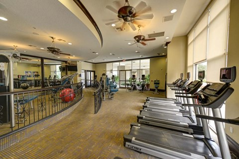 The Village at Lake Lily Fitness Center