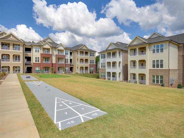 Villages at McCullers Walk_bocce
