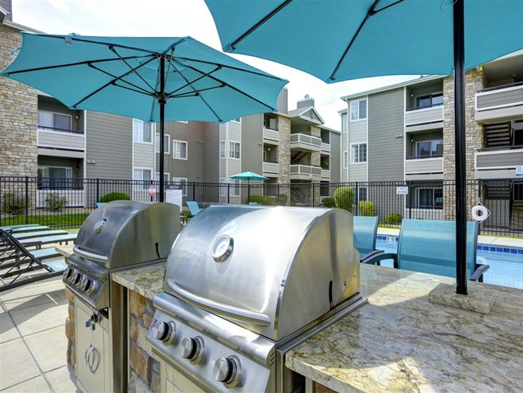 bbq grill for apartments in co