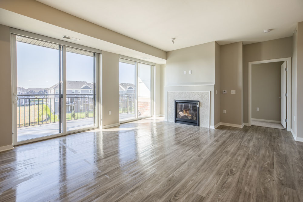 Ascend at Woodbury luxury apartment-premium finish
