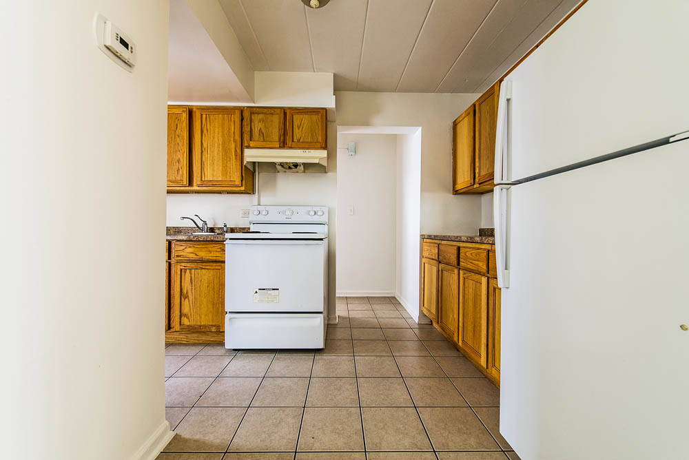 Pangea Maywood Apartment Kitchen