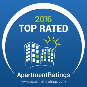 ApartmentRatings Top Rated 2016