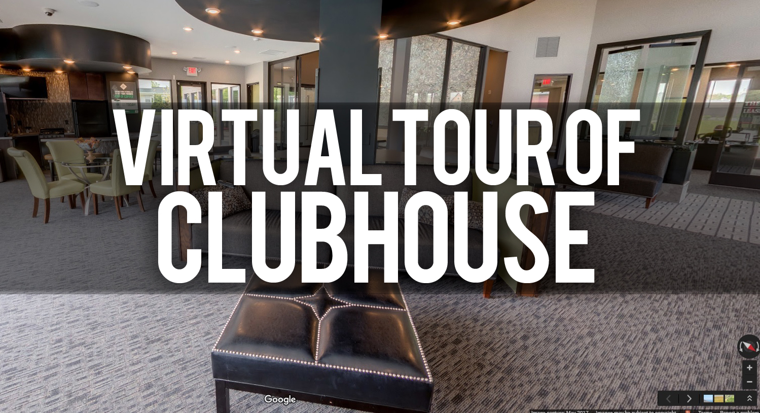 Tour The Quarry Apartments Clubhouse