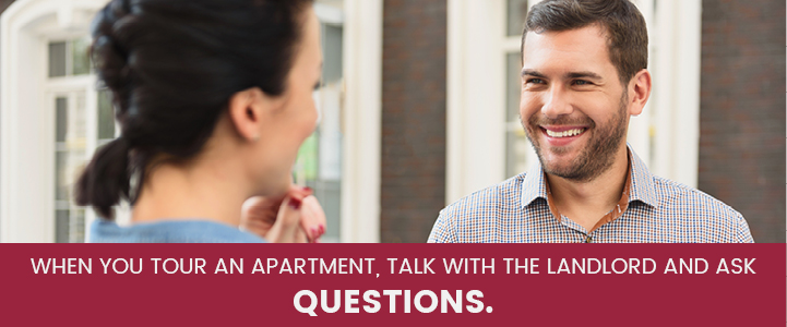 Ask your landlord questions in Harrisburg, PA | Property Management, Inc.