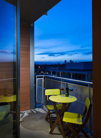 Luxury Living in Denver at The Residences at Fillmore Plaza