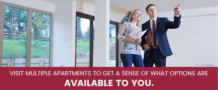 Visit multiple apartments in Harrisburg, PA | Property Management, Inc.