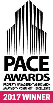 2017 PACE Winner