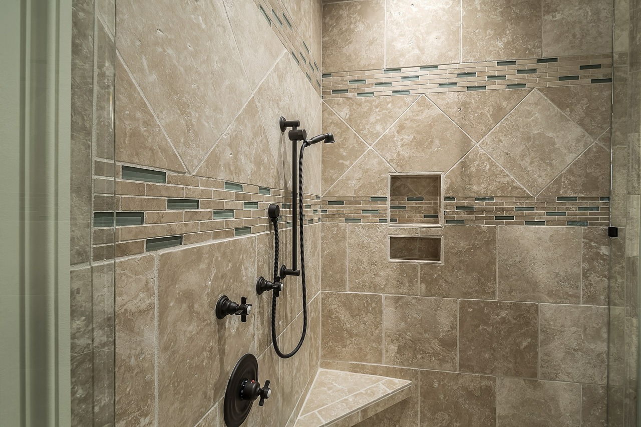 Beautifully Clean Shower