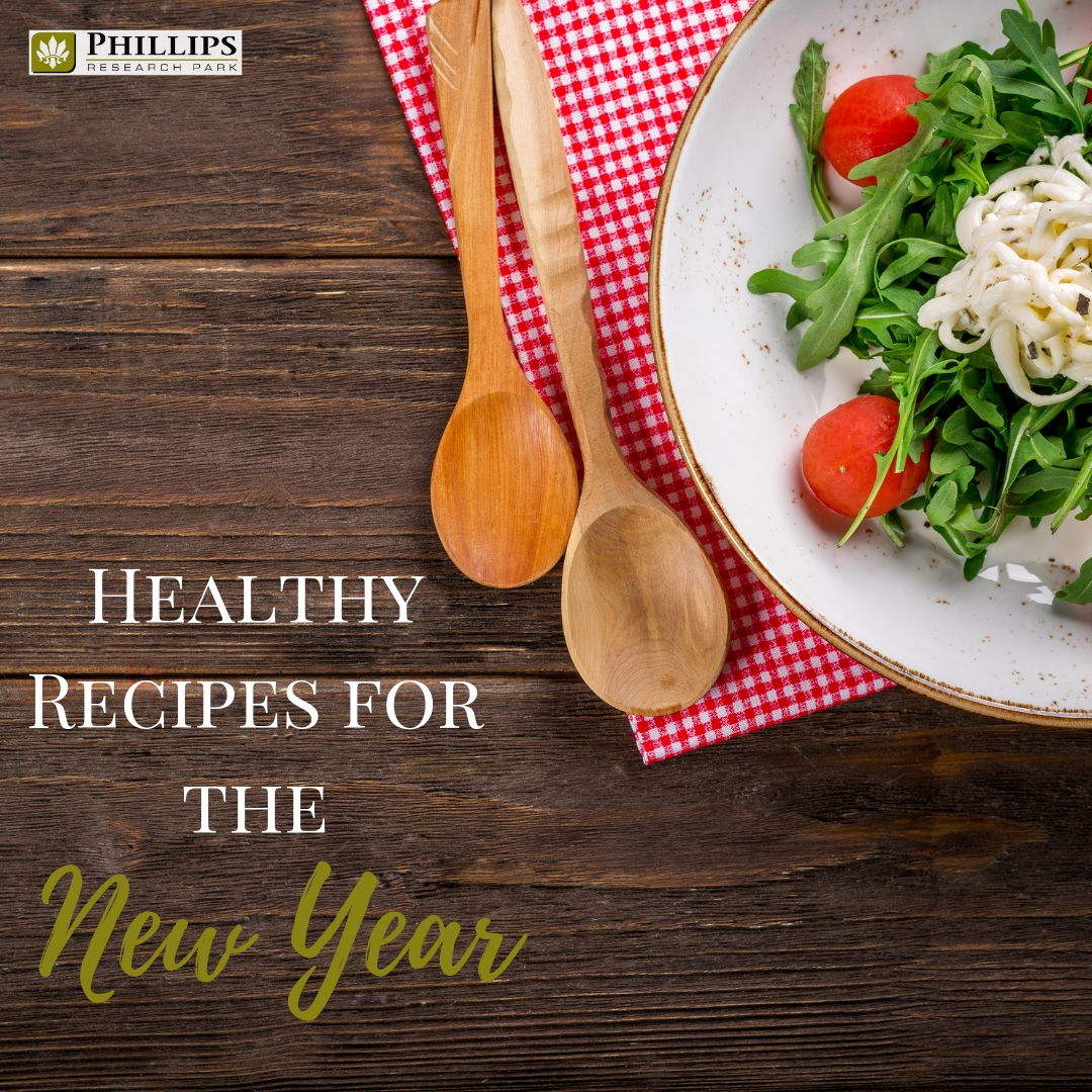 Healthy Recipes for the New Year | Phillips Research Park