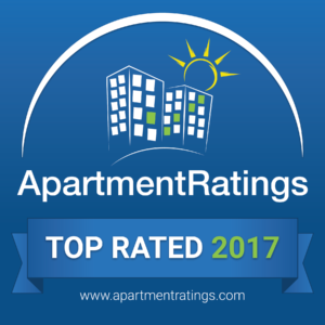 Top Rated Community by ApartmentRatings