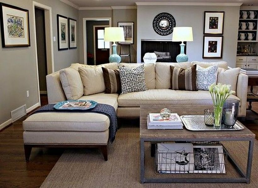 Apartment Living Room Decor On Budget Ideas 50 ...