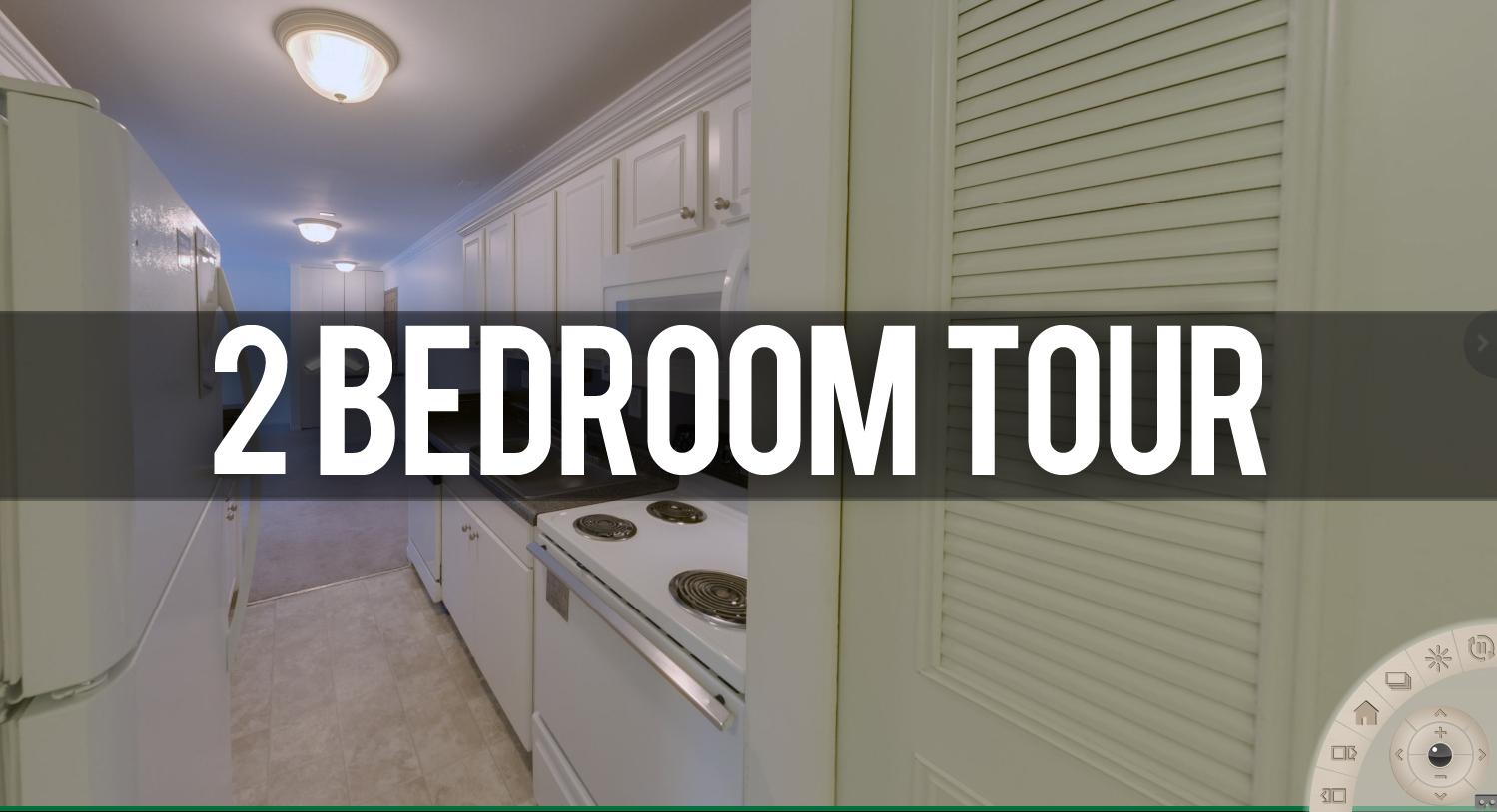 2 Bedroom Virtual Tour Berrytree Apartments in Okemos, MI