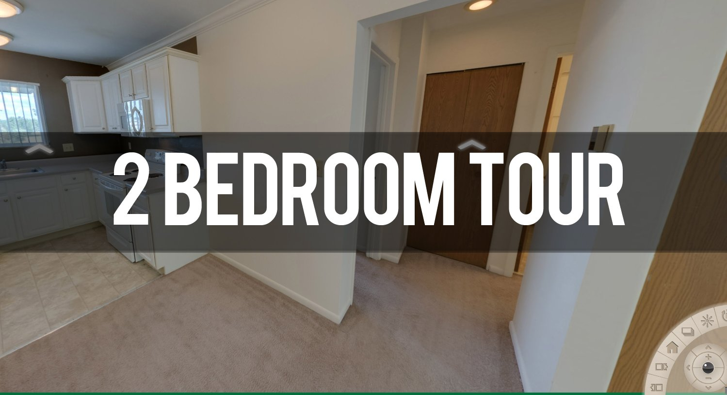 Virtual Tour of Collingwood Apartments near Michigan State University