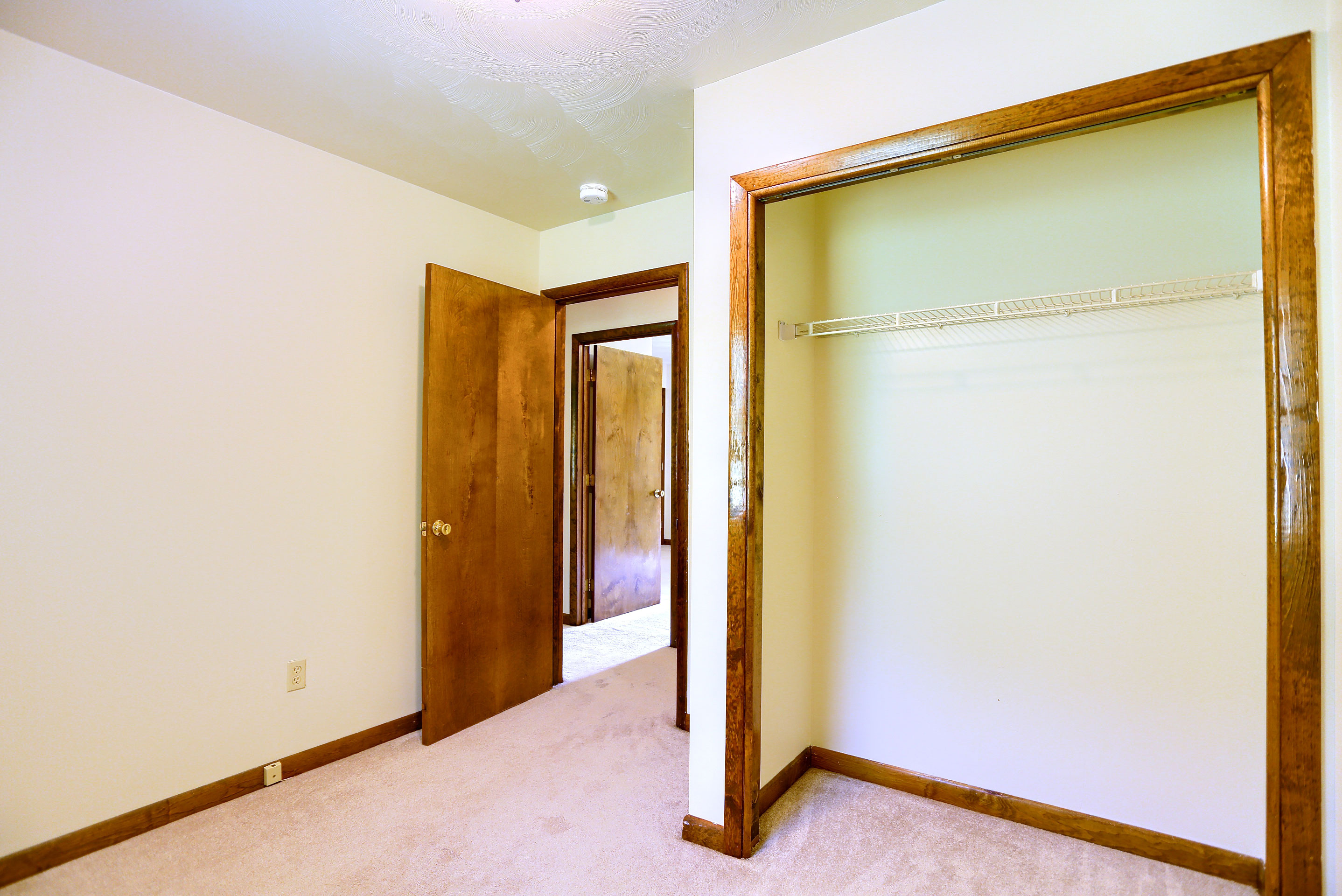 Closet Space | 1679 Barns Lane | Property Management, Inc.
