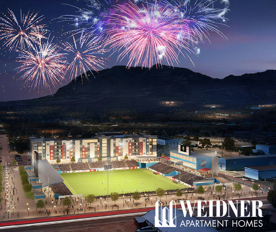 Weidner Apartment Homes Partners With Colorado Springs