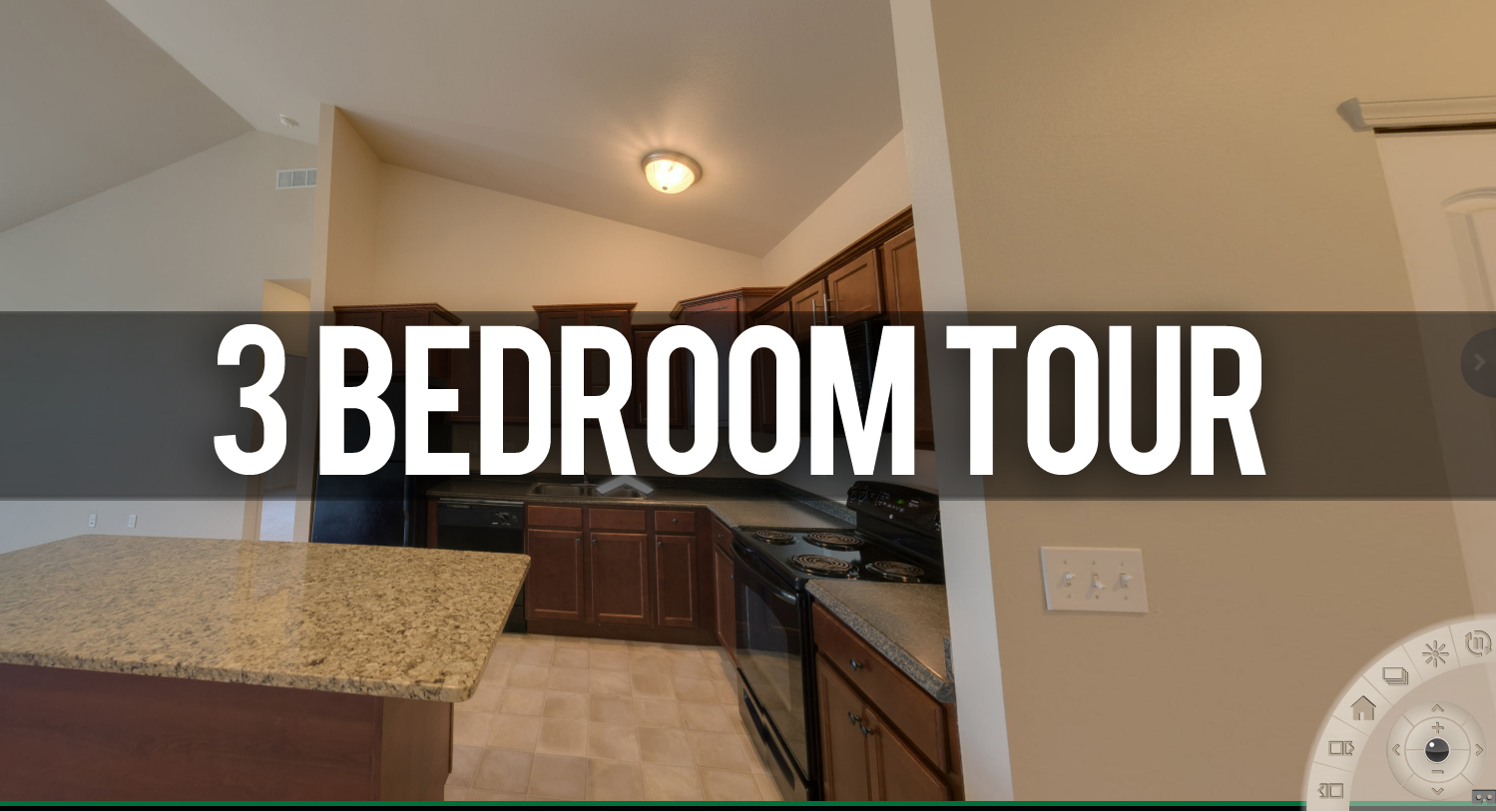 Virtual Tour: Apartments Near Michigan State University, The Hamptons Apartments