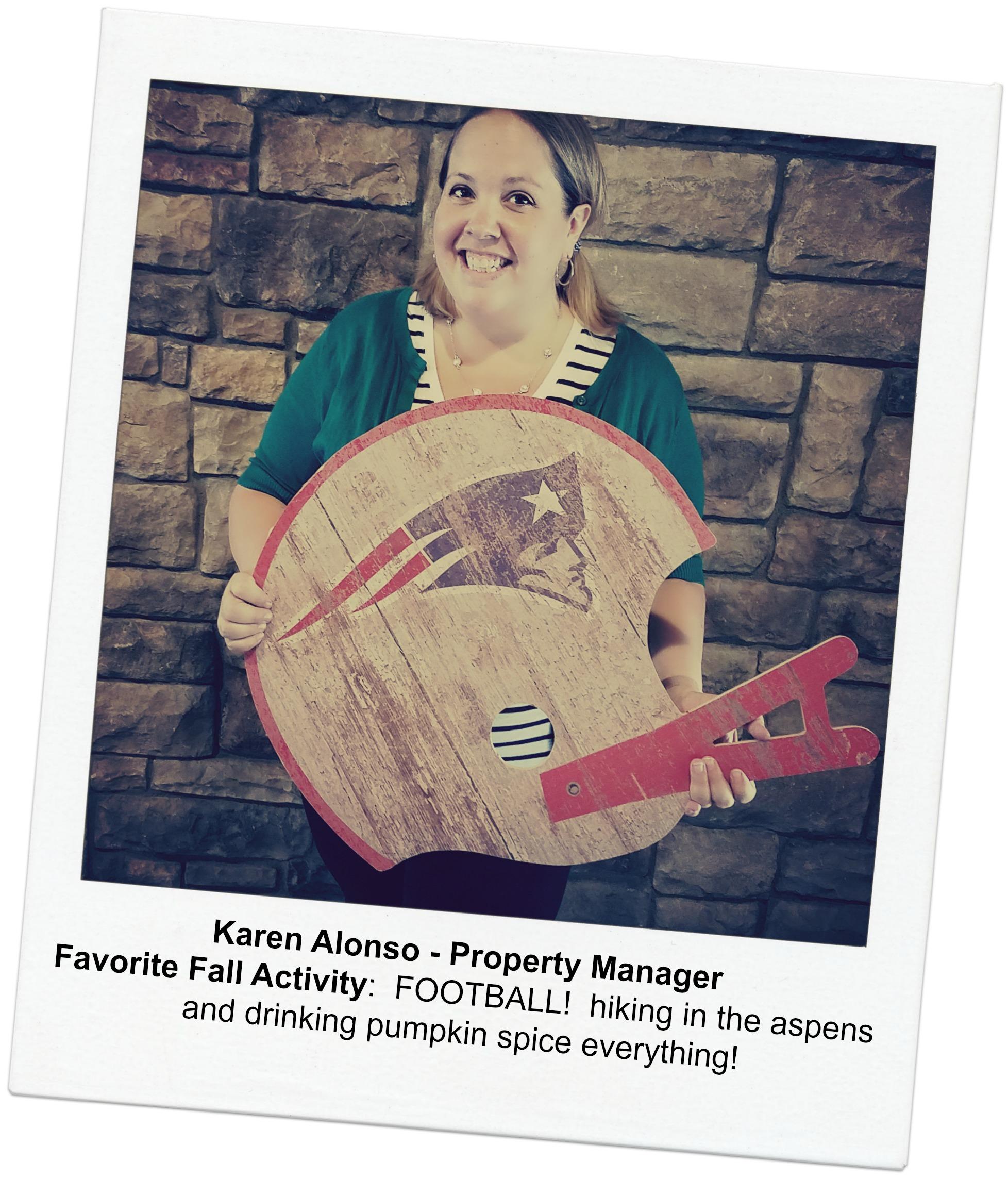 Karen, Property Manager