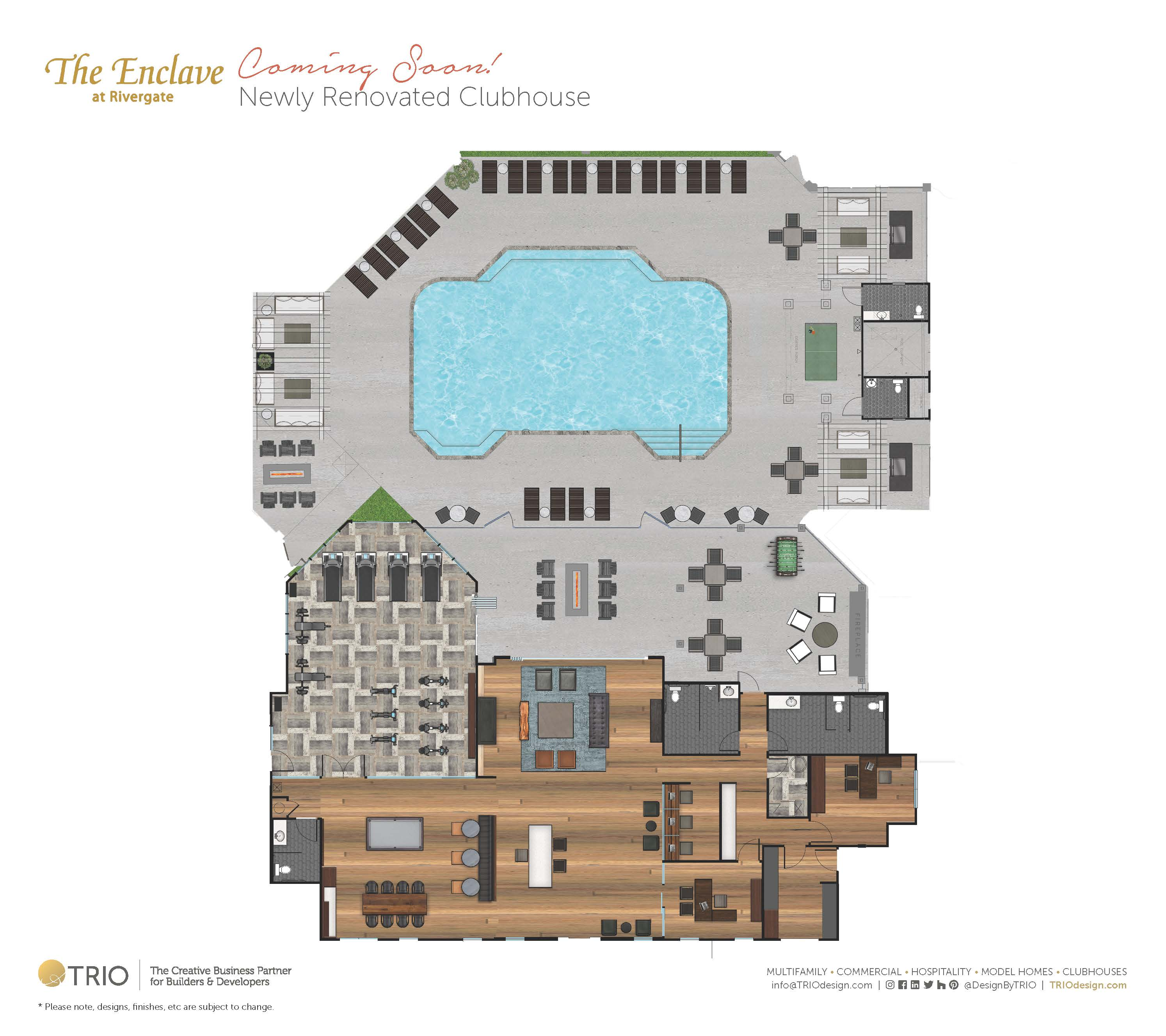 Enclave At Rivergate Apartments In Charlotte Nc