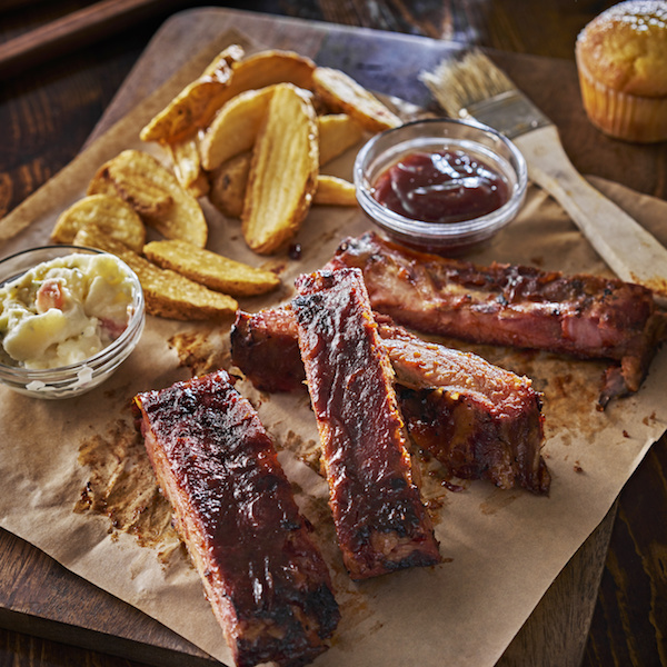Rib Crib in Amarillo