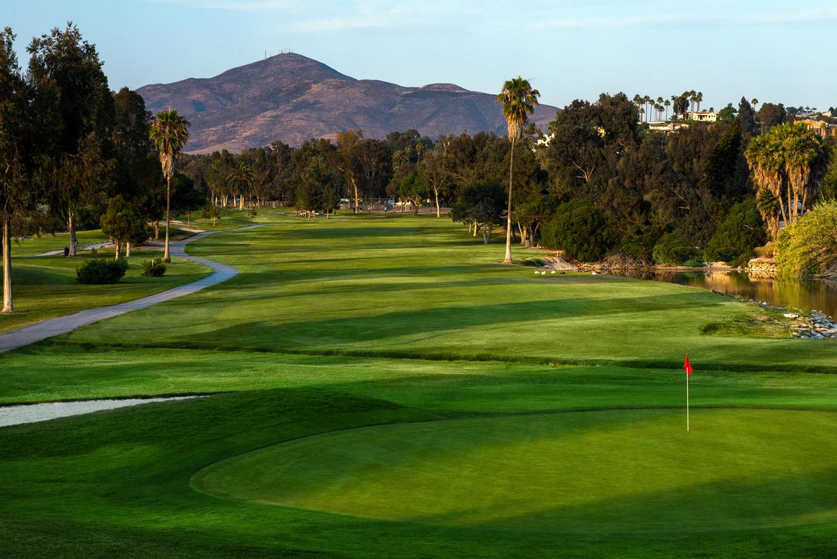 Four Golf Courses