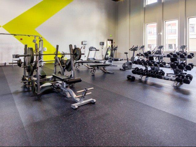 NorthBridge at Millenia Lake Fitness Studio