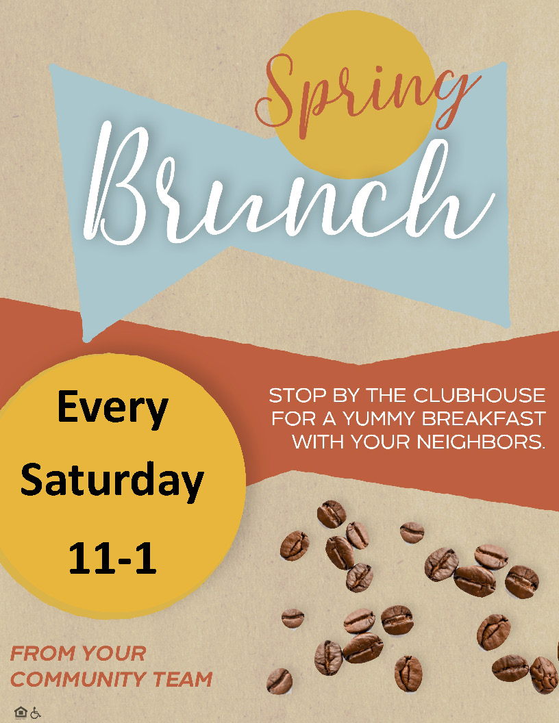 Runaway Bay Spring Brunch Every Saturday 11-1