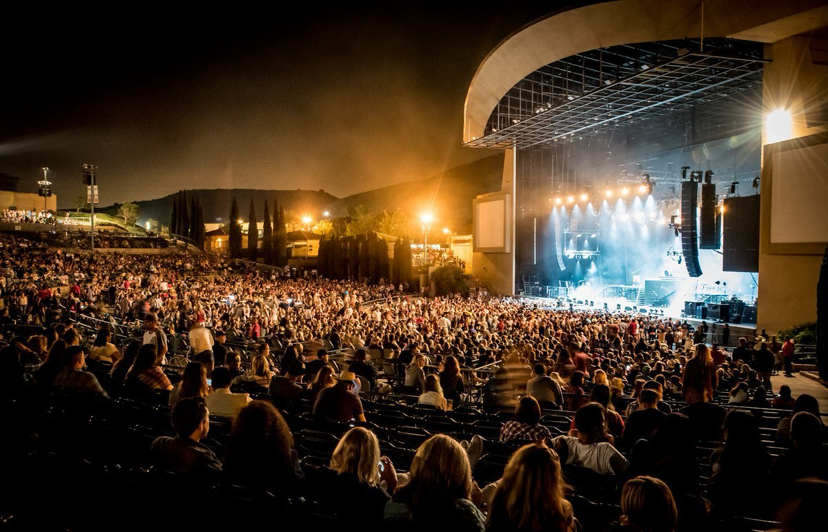 Mattress Firm Amphitheatre