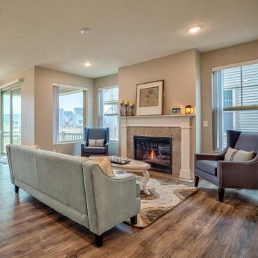 Trenton Floorplan Homes for Rent in Holt, Michigan