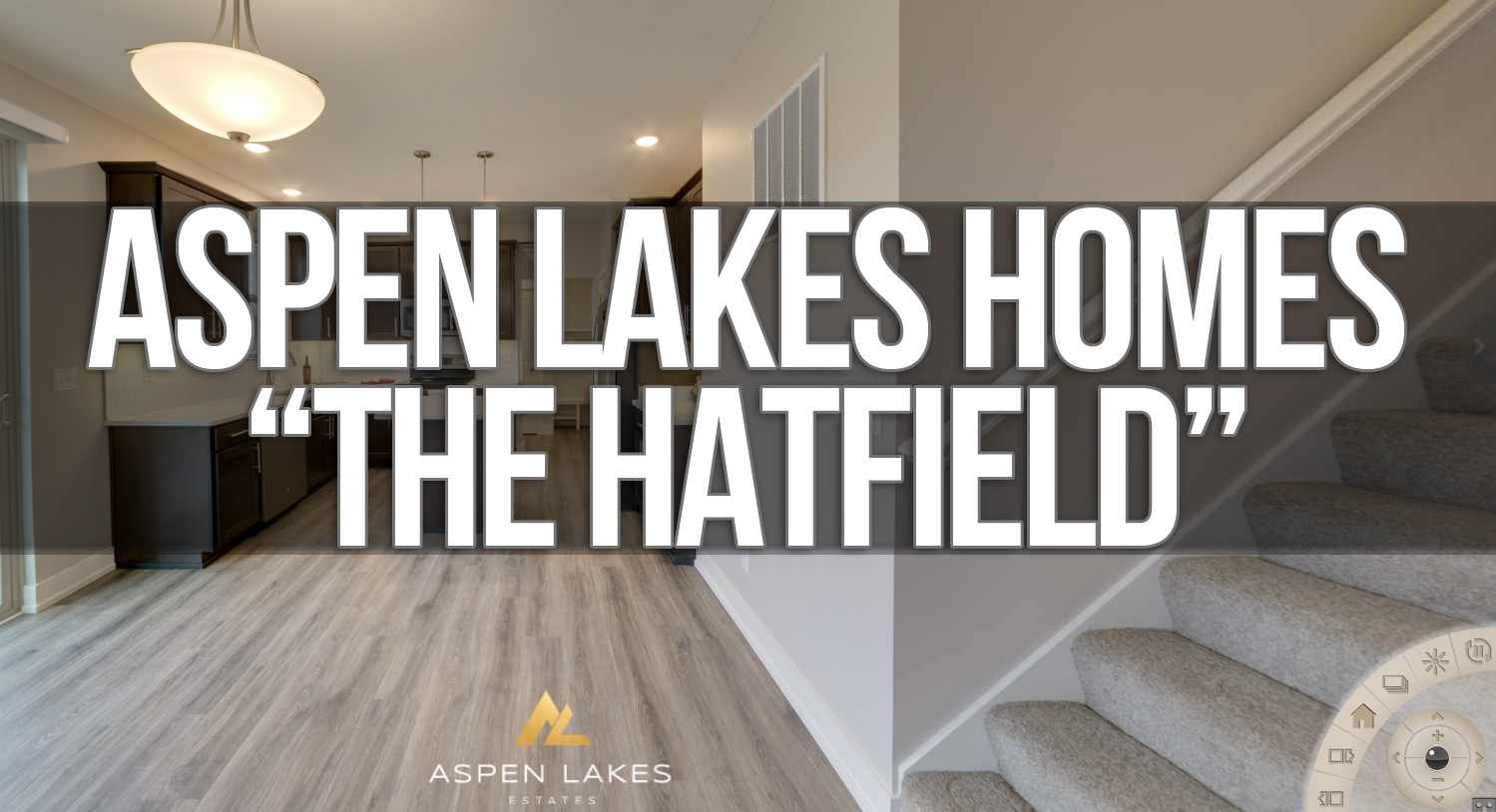 Homes For Rent In Holt, Michigan | Virtual Tour of the Hatfield Floor Plan