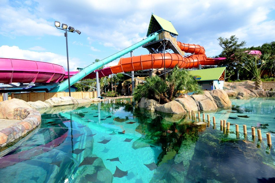 Seaworld's Aquatica