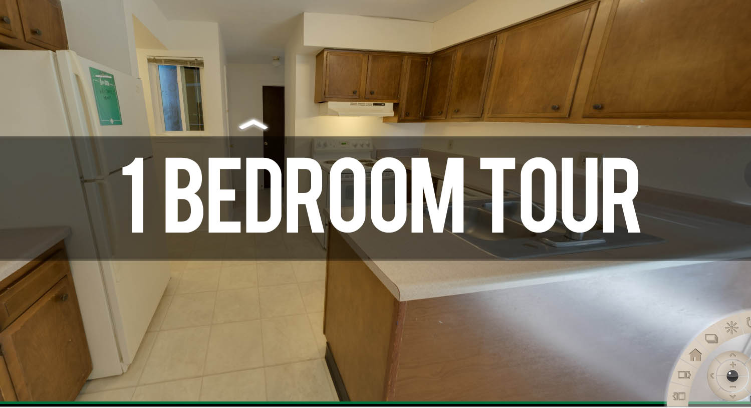 Virtual Tour 1 Bedroom at Eastpoint Townlets