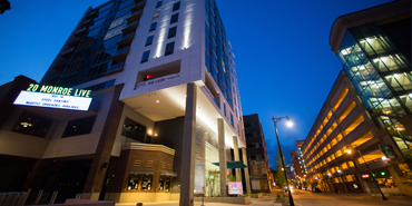 Venue Tower Apartments in Downtown Grand Rapids