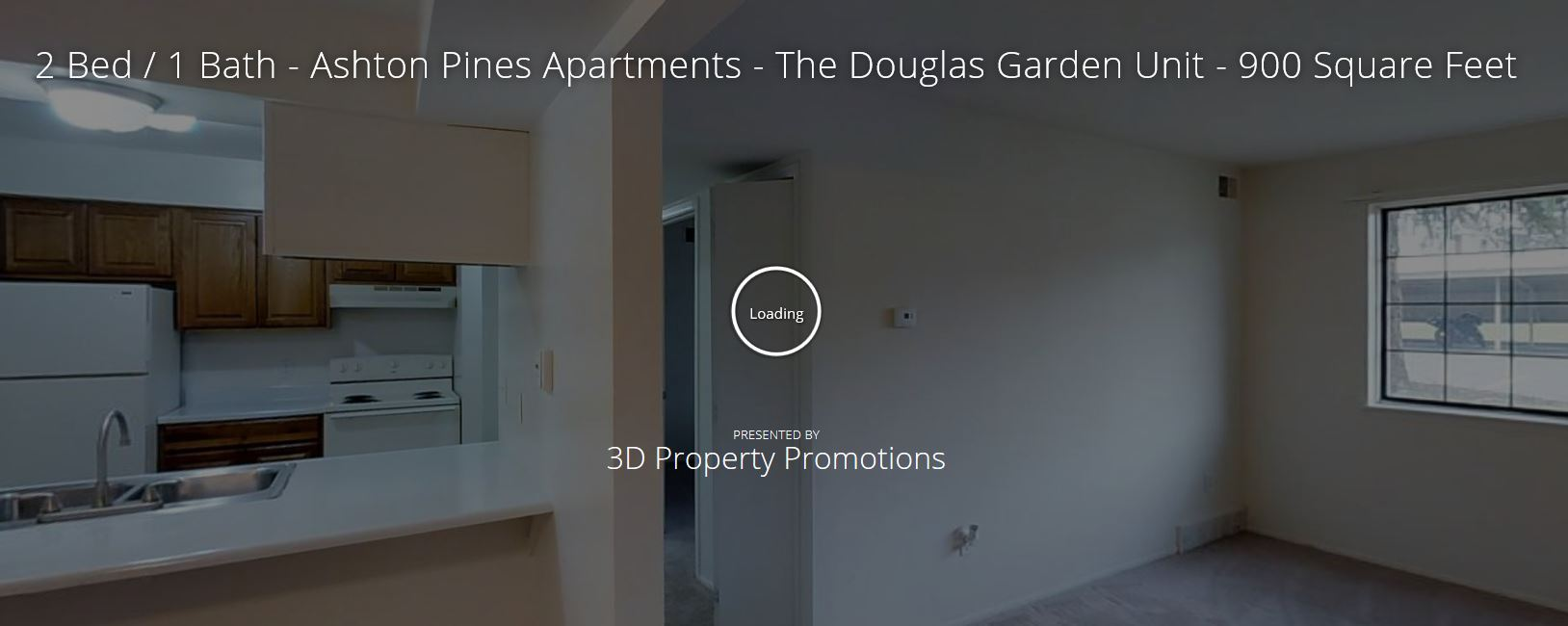 3D Tour Douglas Garden Level!