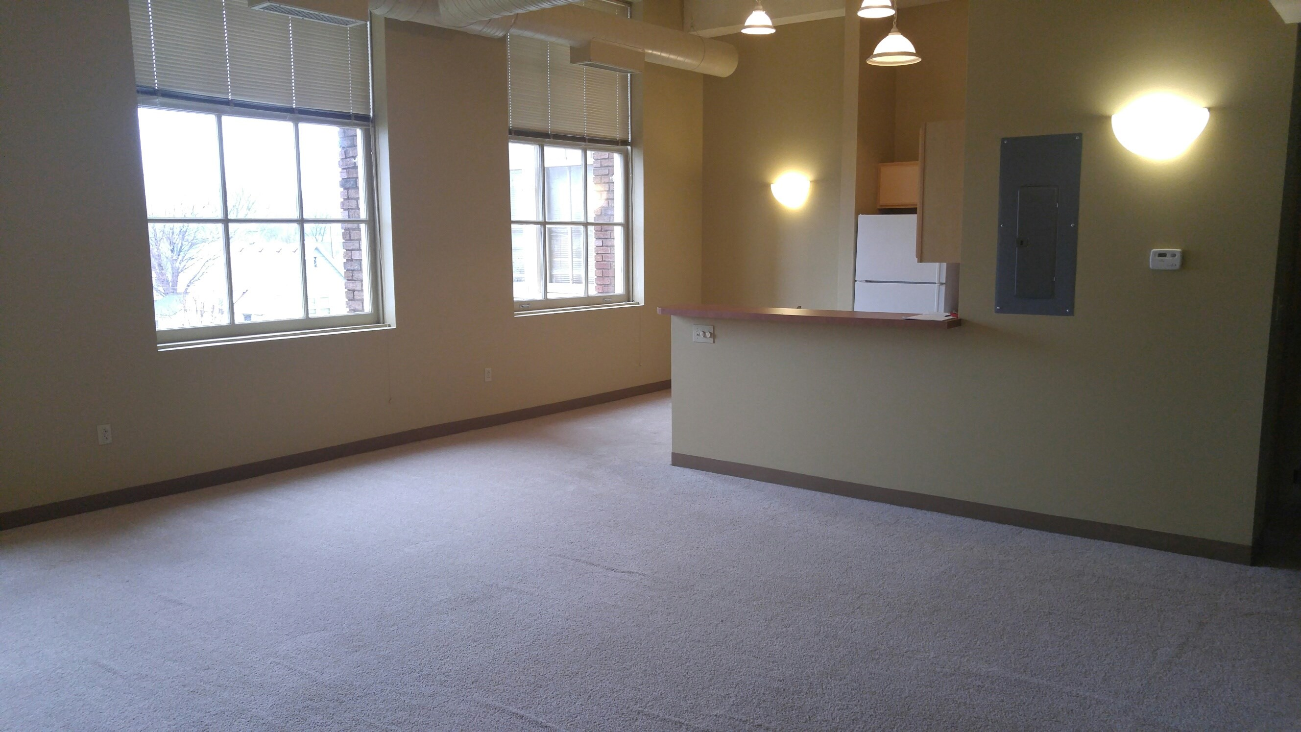 Spacious Lofts for rent in Clevelan