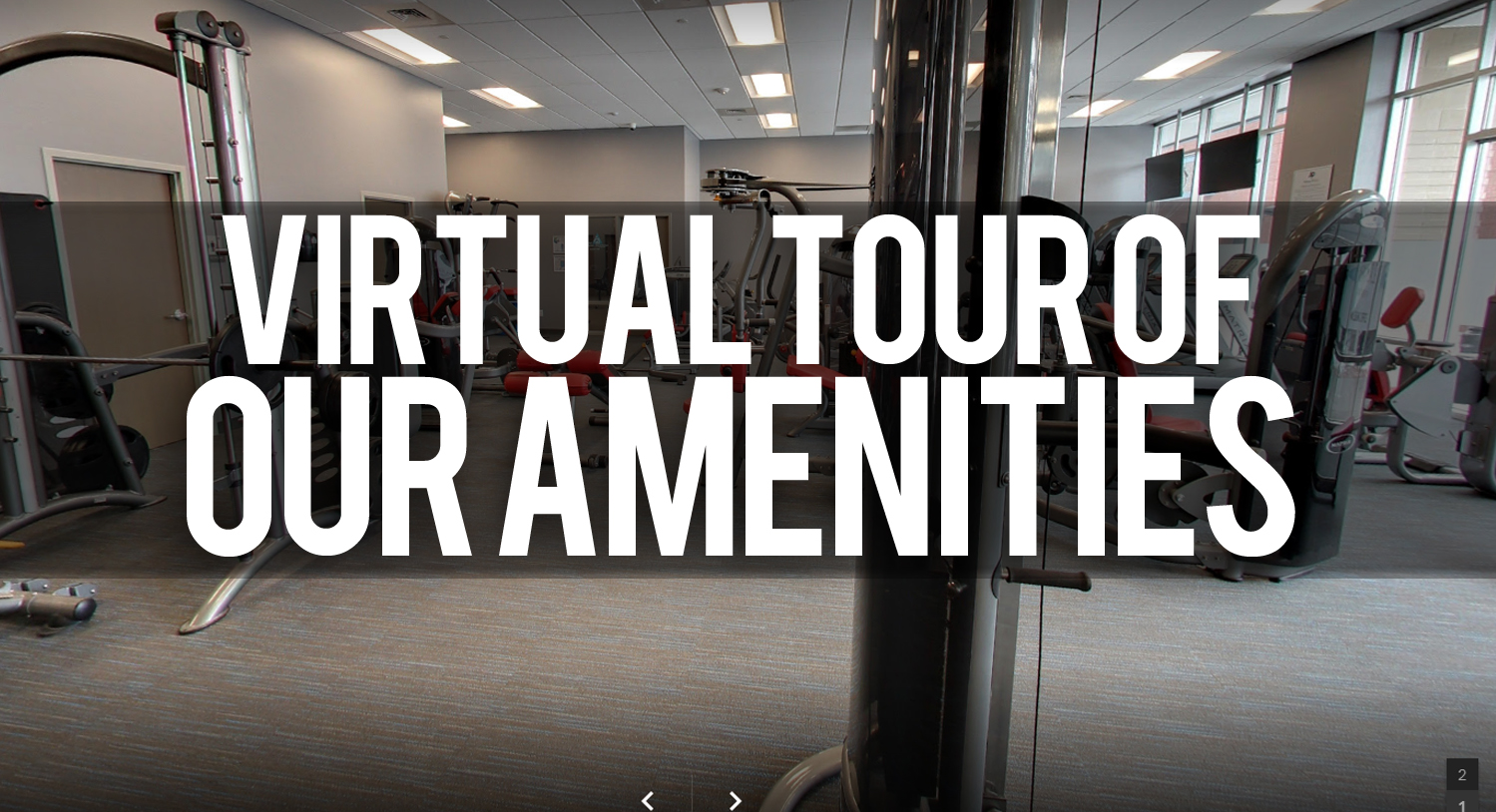 Take a Google Tour of Arena Place Apartments