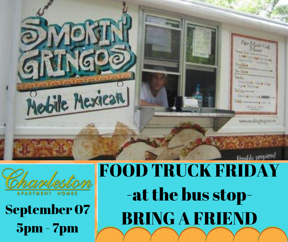 We are so excited to see you all at our first food truck event.  Please bring a friend with you so that you earn an extra entry into the drawing for the door prize goody bag.