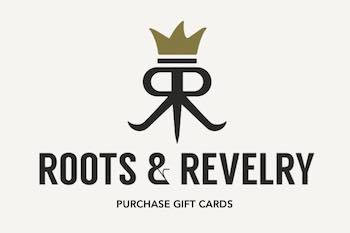 Thomas Jefferson Tower Roots & Revelry gift card birmingham, AL 35203