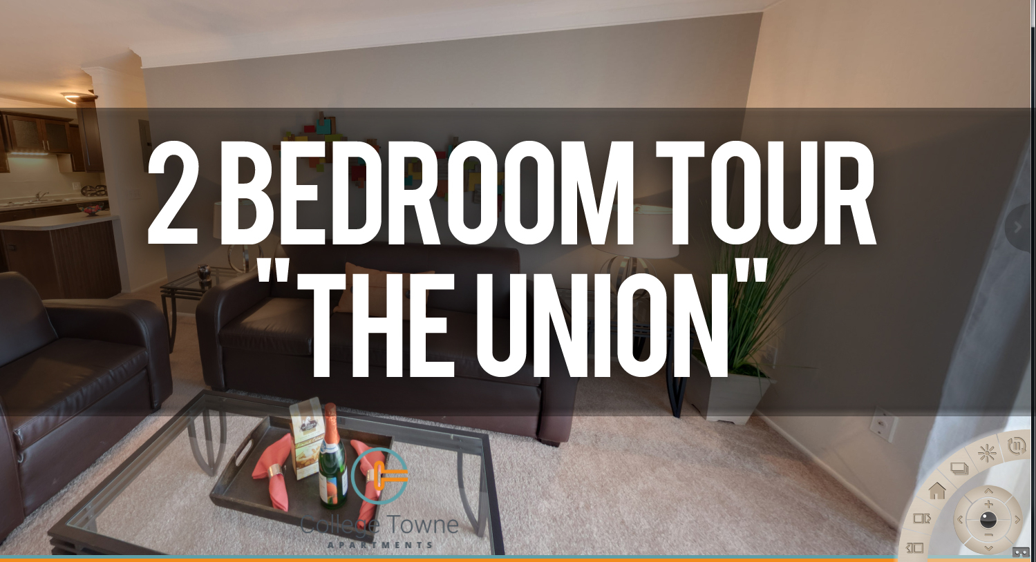 Take a Virtual Tour of The Union Towne Square Apartments