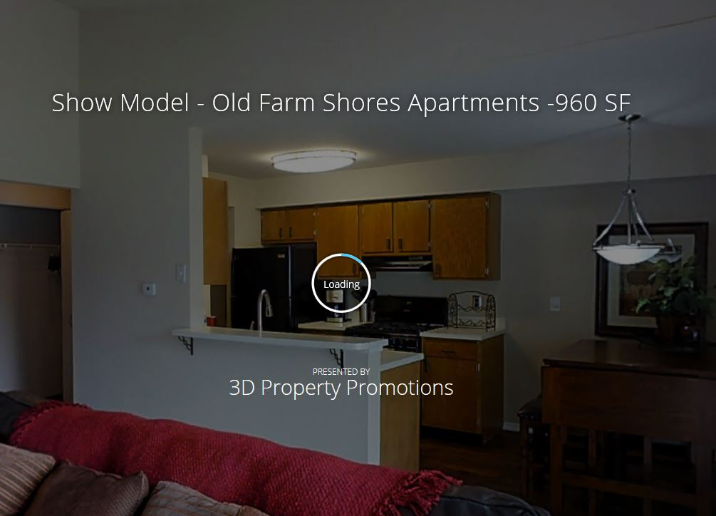 3D Tour of Old Farm Shores Apartments