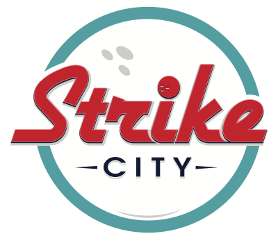 strike city logo