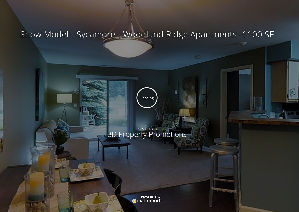 3D Tour of Woodland Ridge Apartments in Spring Lake