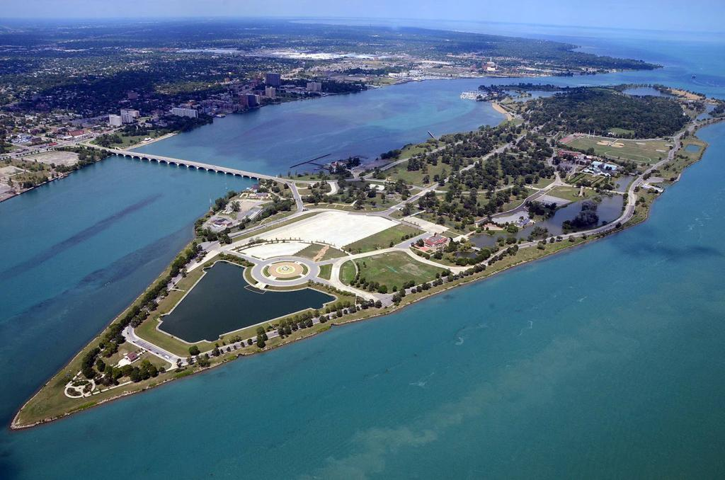 Explore Belle Isle This Spring