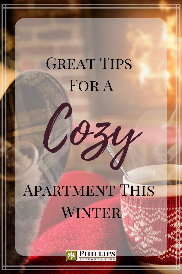 Great Tips for a Cozy Apartment This Winter | Phillips Research Park