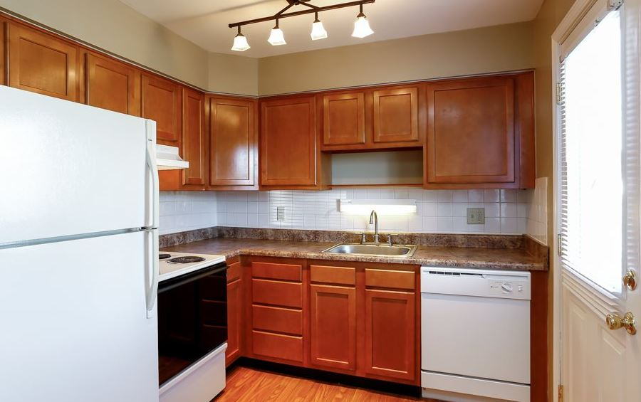 Spacious Kitchens