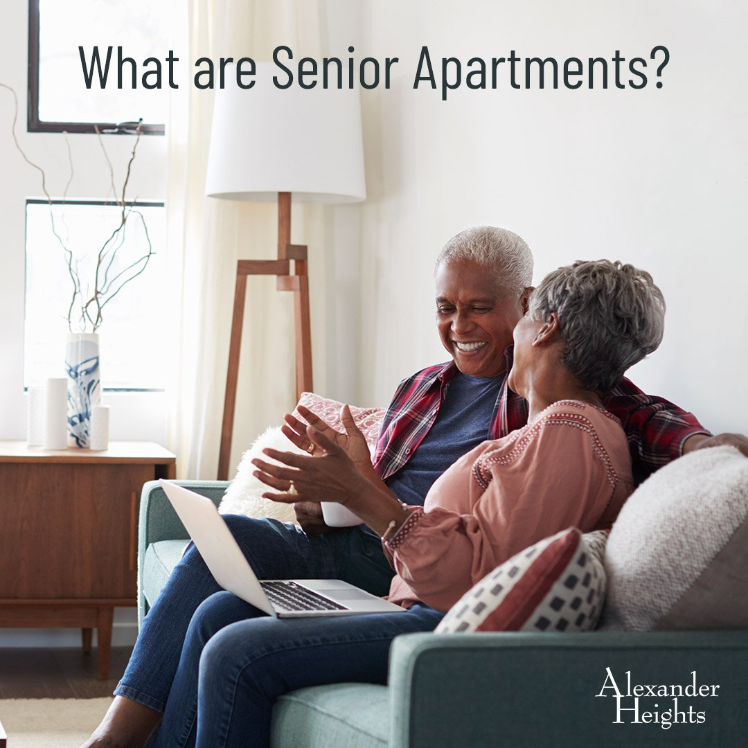 What are Senior Apartments?