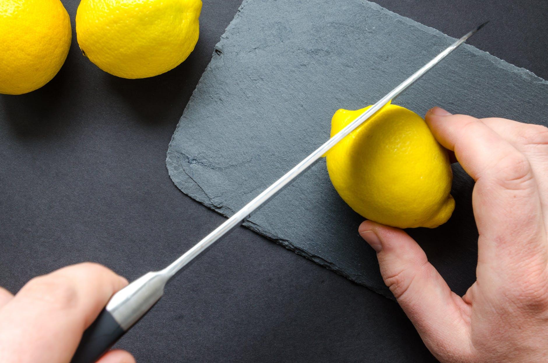 Knife in Kitchen