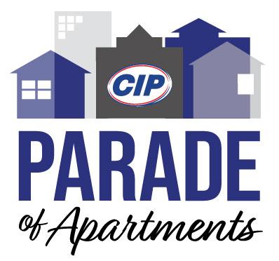 Parade of Apartments logo