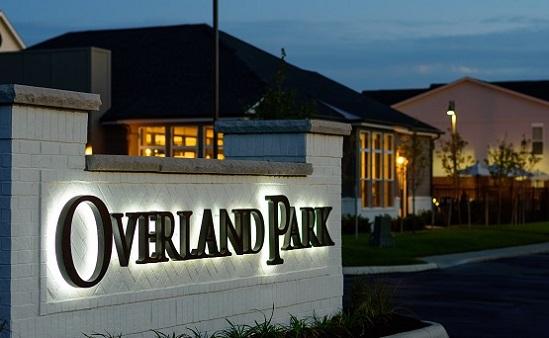 Overland park luxury apartments in Pickerington.