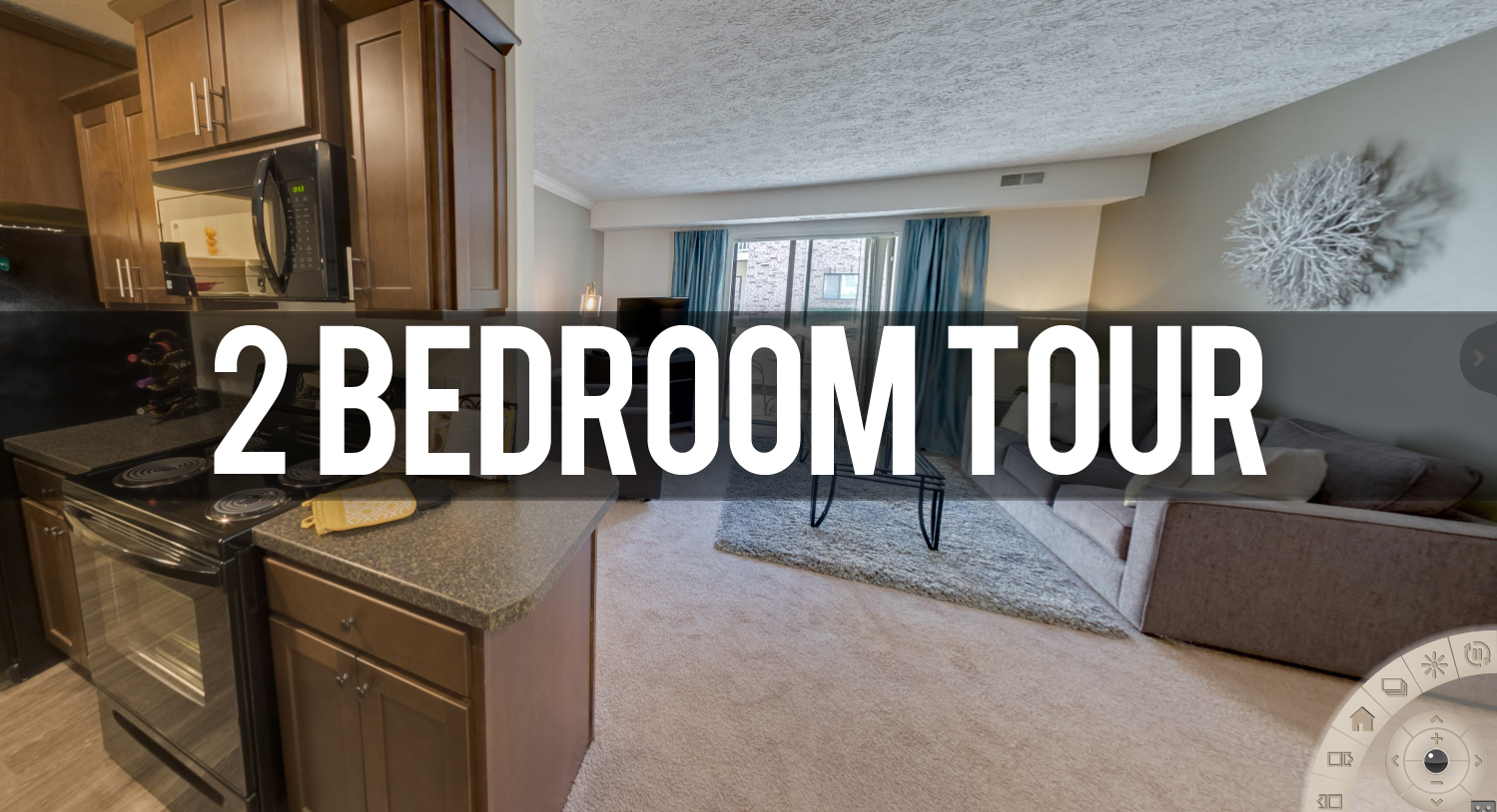 Burnt Tree Apartments in East Lansing 2 Bedroom Virtual Tour